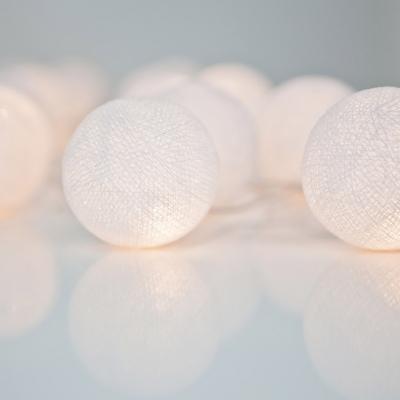 Bilde av Irislights lyslenke 10-lights, pure white