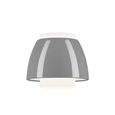 Bilde av Buzz taklampe 23 cm, grå