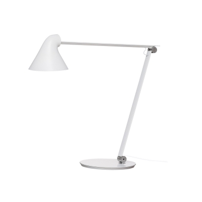 Bilde av NJP bordlampe, hvit