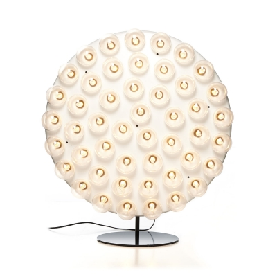 Bilde av Prop Light rund gulv, hvit