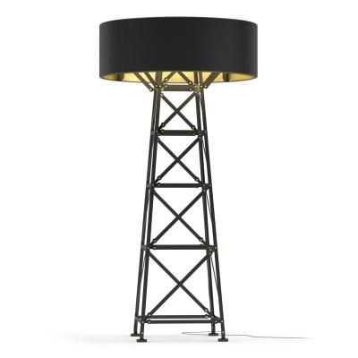 Bilde av Construction Lamp bordlampe L, matt svart