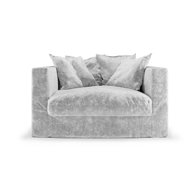 Bilde av Le Grand Air Loveseat, Soft Silver