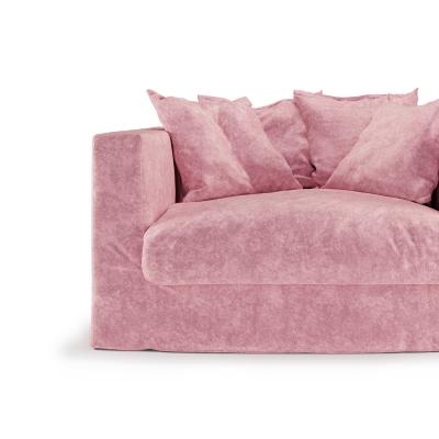 Bilde av Le Grand Air Loveseat trekk, Pastel Pink