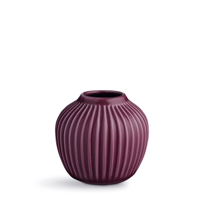 Bilde av Hammershøi vase S, plomme