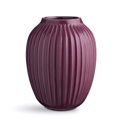 Bilde av Hammershøi vase L, plomme