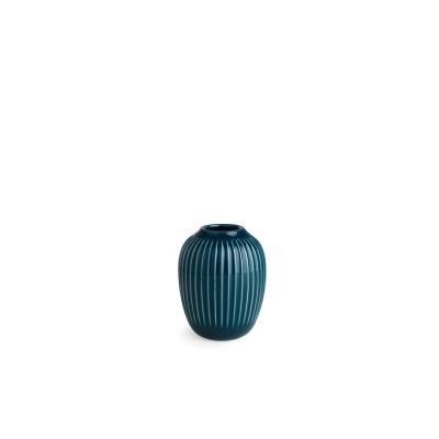 Bilde av Hammershøi vase mini, petroleum