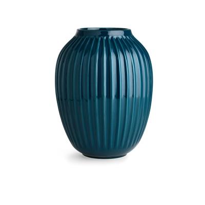 Bilde av Hammershøi vase L, petroleum