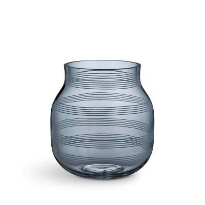 Bilde av Omaggio glassvase S, blå