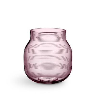Bilde av Omaggio glassvase S, plomme