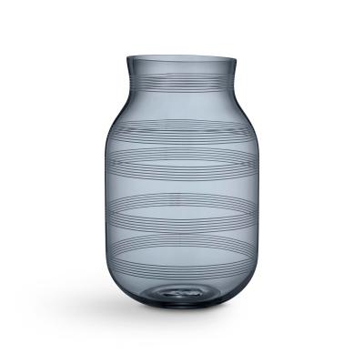 Bilde av Omaggio glassvase L, blå