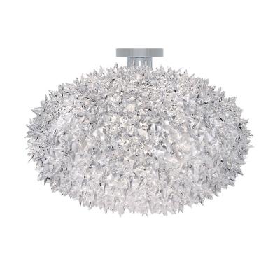 Bilde av Bloom taklampe III, krystall