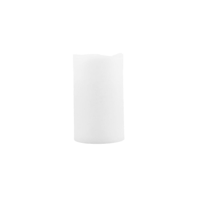 Bilde av Candle LED 12,5x7,5 cm, hvit