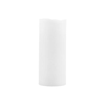 Bilde av Candle LED 18x7,5 cm, hvit