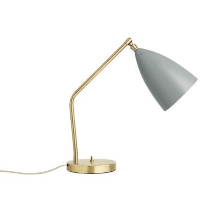 Bilde av Gräshoppa bordlampe, blå/grå