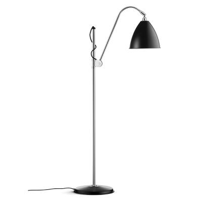 Bilde av BL3M gulvlampe, krom/svart