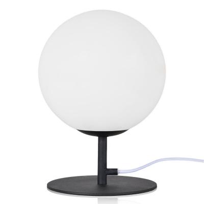 Bilde av Luna bordlampe XL, svart