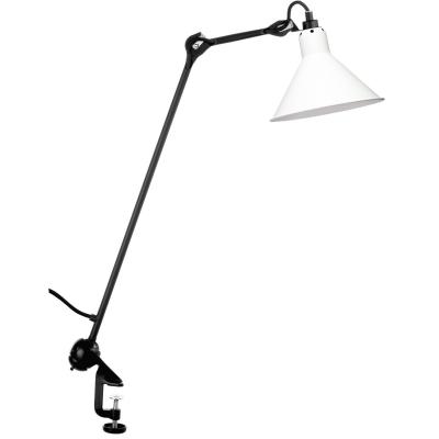 Bilde av N°201 architect bordlampe, svart/hvit