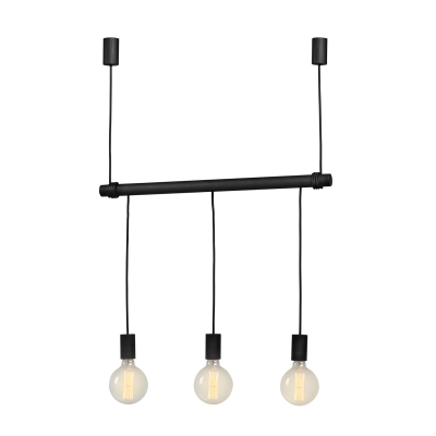 Bilde av Light Swing taklampe, svart