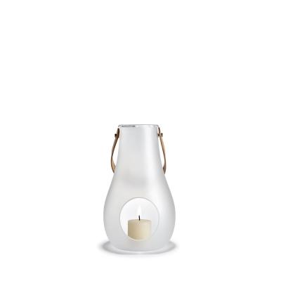 Bilde av Design With Light lyslykt 24,8 cm, frostet