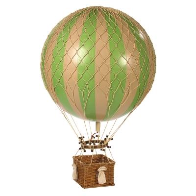 Bilde av Royal Verne luftballong, grønn