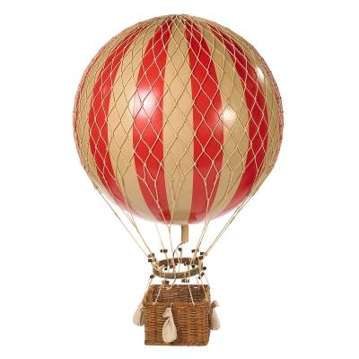 Bilde av Royal Verne luftballong, rød
