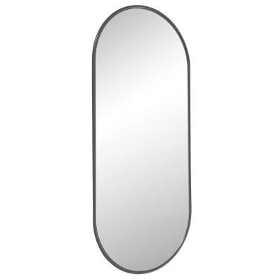 Bilde av Haga basic speil 90cm, grå
