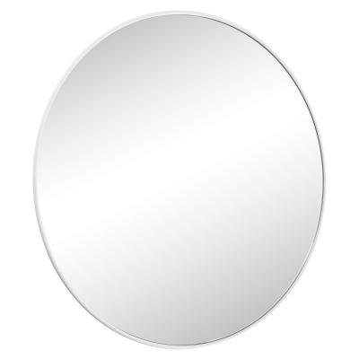 Bilde av Haga basic speil 80cm, hvit