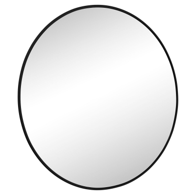 Bilde av Haga basic speil 80cm, sort