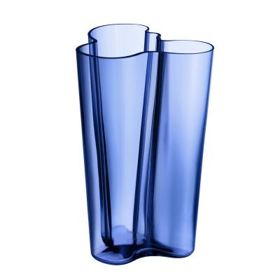 Bilde av Aalto vase 25,1 cm, ultramarineblå