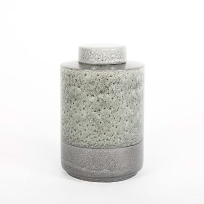 Bilde av Cilinder vase M, grønn