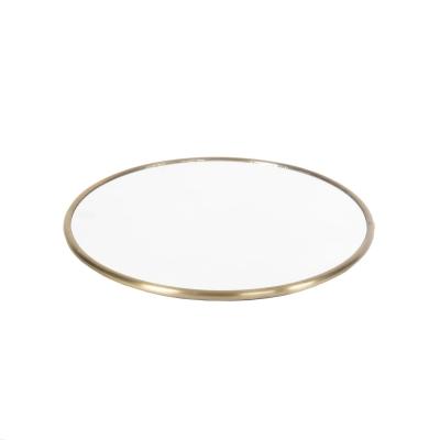 Bilde av Reflect mirror circular 45 cm, messing