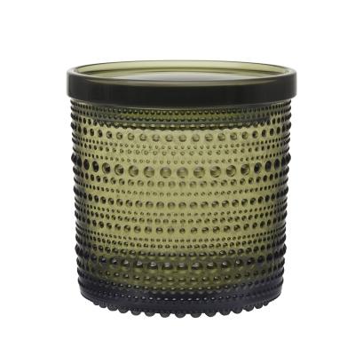 Bilde av Kastehelmi boks L, mosegrønn