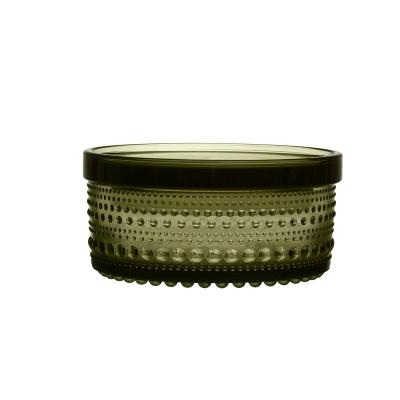 Bilde av Kastehelmi boks S, mosegrønn