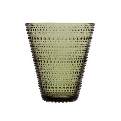 Bilde av Kastehelmi vase 15,4 cm, mosegrønn