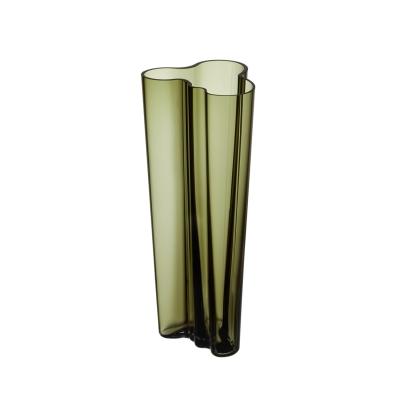 Bilde av Aalto vase 25,5 cm, mosegrønn