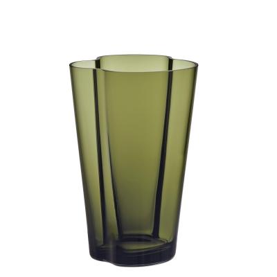 Bilde av Aalto vase 22 cm, mosegrønn