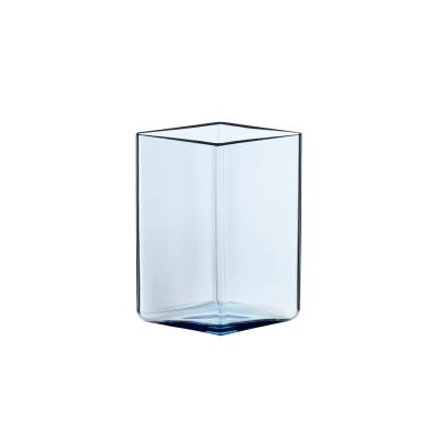 Bilde av Ruutu vase 11 x 14 cm, aqua