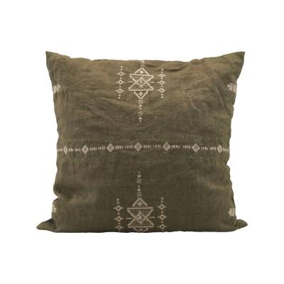 Bilde av Inka putetrekk 50 x 50, grønt