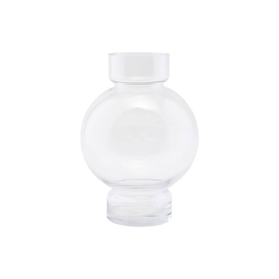 Bilde av Bubble vase 17 x 25, klar