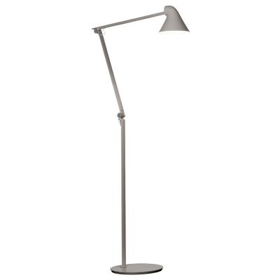 Bilde av NJP gulvlampe, lys grå