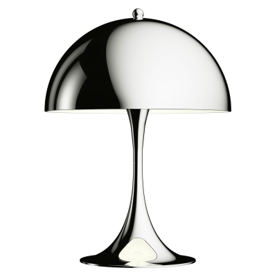 Bilde av Panthella Mini bordlampe, krom