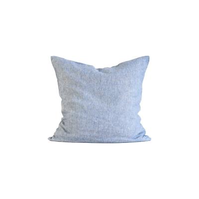 Bilde av Washed Linen putetrekk 65 x 65, woven light blue