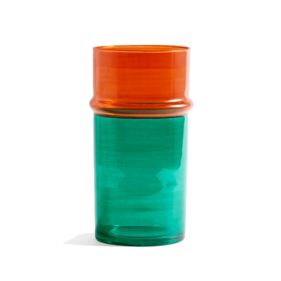 Bilde av Moroccan vase L, grønn
