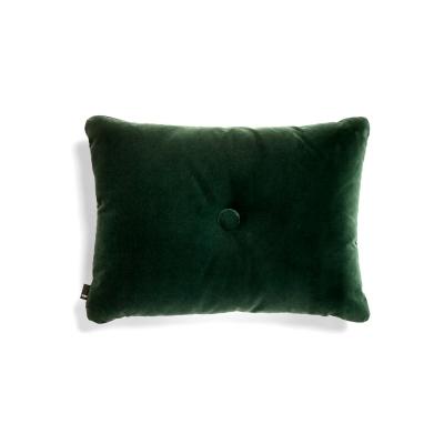 Bilde av Dot soft pute, mørk grønn