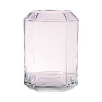 Bilde av Jewel vase L, rosa