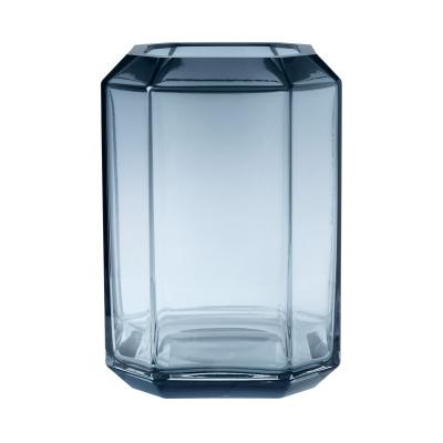 Bilde av Jewel vase L, blå