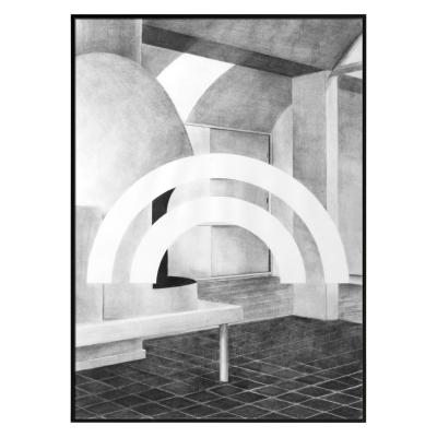 Bilde av Silhouette poster, 50x70