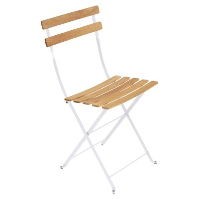 Bilde av Bistro Natur stol, cotton white