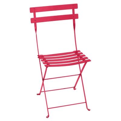 Bilde av Bistro Metal stol, pink praline