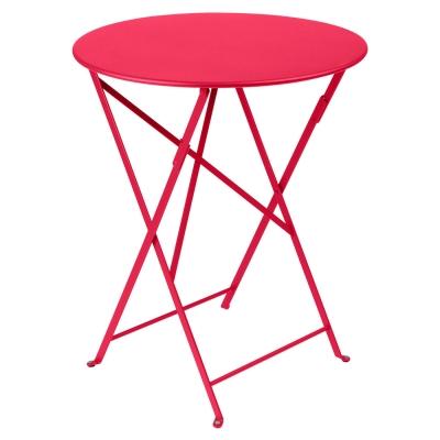 Bilde av Bistro bord Ø60, pink praline